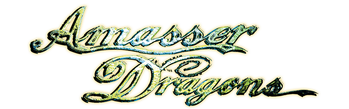 Amasser Dragons Logo