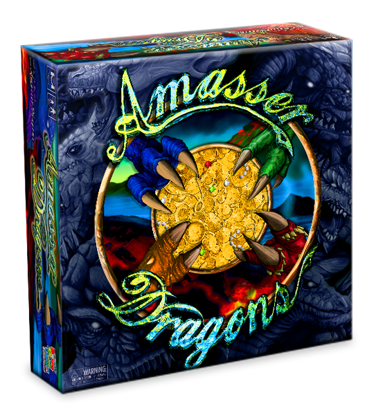 Amasser Dragons Box