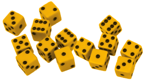 20 6-Sided Dice