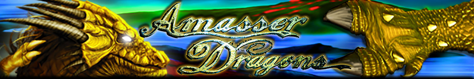 Amasser Dragons Fantasy Adventure RPG Game